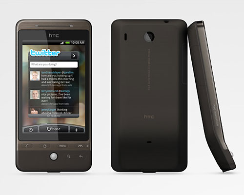 HTC Hero Will Come to Spain in The Hands of Orange