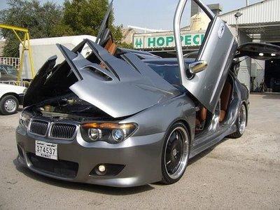 ... + BMW 7 + BMW M3 + Lamborghini + Toyota Supra = Monster Sport Car