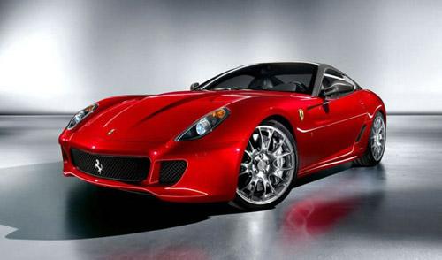 Ferrari 599 HGTE For China